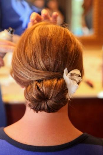 結婚式 二次会 髪型 ミディアム 自分で
