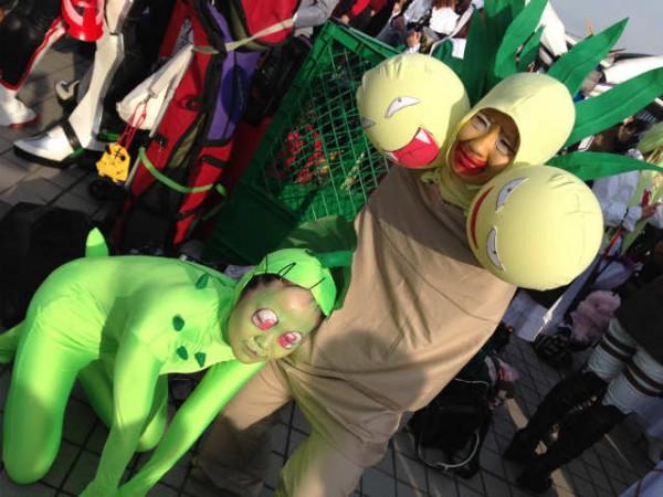 ポケモンgo ハロウィン 仮装 人気 おすすめ 2016