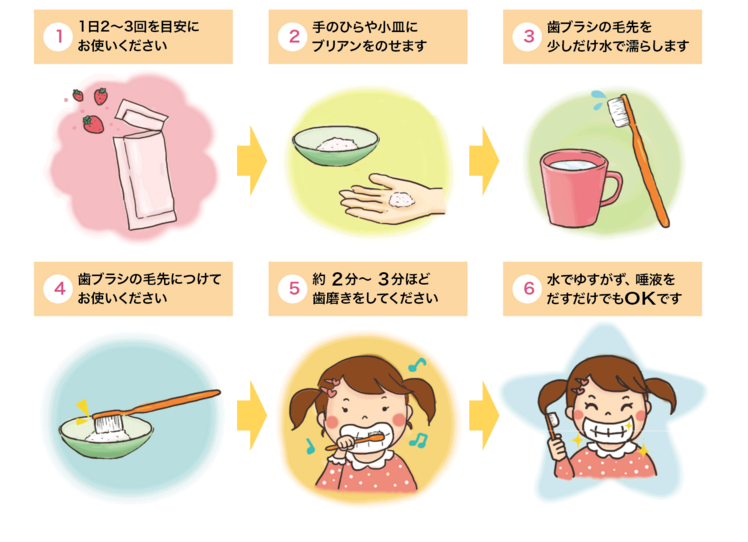 赤ちゃん 歯磨き 嫌がる 方法