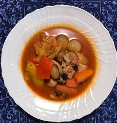 肉野菜スープダイエット やり方 作り方